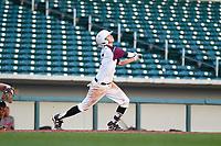 Joe J.C. Dyer (2) of Desert Ridge High School in Mesa, Arizona during the Under Armour All-American Pre-Season Tournament presented by Baseball Factory on January 14, 2017 at Sloan Park in Mesa, Arizona.  (Freek Bouw/MJP/Four Seam Images)