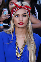 """WESTWOOD, LOS ANGELES, CA, USA - MARCH 18: Pia Mia Perez at the World Premiere Of Summit Entertainment's """"Divergent"""" held at the Regency Bruin Theatre on March 18, 2014 in Westwood, Los Angeles, California, United States. (Photo by David Acosta/Celebrity Monitor)"""