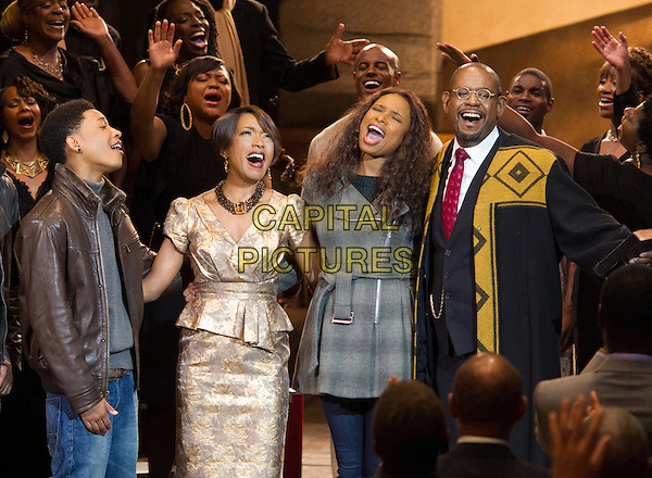 Jacob Latimore, Angela Bassett, Jennifer Hudson, Forest Whitaker<br /> in Black Nativity (2013) <br /> *Filmstill - Editorial Use Only*<br /> CAP/NFS<br /> Image supplied by Capital Pictures