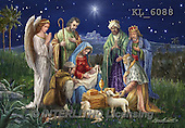 Interlitho, HOLY FAMILIES, HEILIGE FAMILIE, SAGRADA FAMÍLIA, paintings+++++,holy family,KL6088,#XR# ,Marcello
