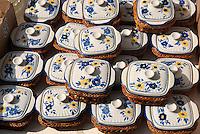 Italien, Toskana, Asciano, Keramik