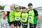Listowel Half Marathon & 10k: Pictured at the Listowel half marathon & 10k  organised by the Kerry Crusaders in Listowel on Saturday morning last were Maggie Large, Catherine Hannon, Bogna Kuleszewicz & Tracey Moriarity.