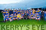 2018 North Kerry Division 1 League champions St Senans defeated Brosna in the final on Saturday evening in Duagh