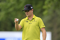 Zach Johnson (USA) on the 9th green during Sunday's Final Round of the WGC Bridgestone Invitational 2017 held at Firestone Country Club, Akron, USA. 6th August 2017.<br /> Picture: Eoin Clarke | Golffile<br /> <br /> <br /> All photos usage must carry mandatory copyright credit (&copy; Golffile | Eoin Clarke)