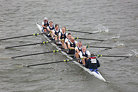 Crew: 100   London RC   MasGH.8+ (G)<br /> <br /> Veterans' Head of the River Race 2018<br /> <br /> To purchase this photo, or to see pricing information for Prints and Downloads, click the blue 'Add to Cart' button at the top-right of the page.