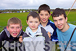 Mikey O'Shea, Causeway, John Moriarty, Abbeydorney, Anthony Lonergan,  and John O' Rourke Tralee...   Copyright Kerry's Eye 2008