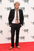 "Simon Farnaby<br /> at the London Film Festival 2016 premiere of ""Mindhorn"" at the Odeon Leicester Square, London.<br /> <br /> <br /> ©Ash Knotek  D3167  09/10/2016"