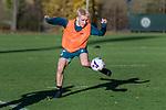 07.11.2018, Trainingsgelaende, Bremen, GER, RL Nord, Training Werder Bremen II<br /> <br /> im Bild<br /> Zinedine Kroeten, <br /> <br /> Foto &copy; nordphoto / Ewert