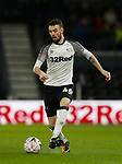Scott Malone of Derby County during the FA Cup match at the Pride Park Stadium, Derby. Picture date: 4th February 2020. Picture credit should read: Darren Staples/Sportimage