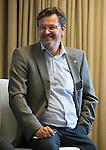 ZANDVOORT - GOLF -Martin Bocksch. DTRF (Dutch Turfgrass Research Foundation)  congres. COPYRIGHT KOEN SUYK