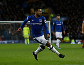 2nd December 2017, Goodison Park, Liverpool, England; EPL Premier League football, Everton versus Huddersfield Town;  Aaron Lennon of Everton plays the ball inside