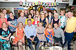 Kevin Cunningham, Kerins Park Tralee, celebrates his 60th Birthday with family and friends at the Brogue on Saturday