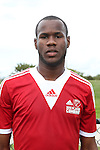 09 January 2015: Romario Williams. The 2015 MLS Player Combine was held on the cricket oval at Central Broward Regional Park in Lauderhill, Florida.