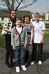 Christopher Dempsey and family at Scoil an Spioraid Naoimh NS Confirmation in Laytown Church...Photo NEWSFILE/Jenny Matthews.(Photo credit should read Jenny Matthews/NEWSFILE)....This Picture has been sent you under the condtions enclosed by:.Newsfile Ltd..The Studio,.Millmount Abbey,.Drogheda,.Co Meath..Ireland..Tel: +353(0)41-9871240.Fax: +353(0)41-9871260.GSM: +353(0)86-2500958.email: pictures@newsfile.ie.www.newsfile.ie.FTP: 193.120.102.198.