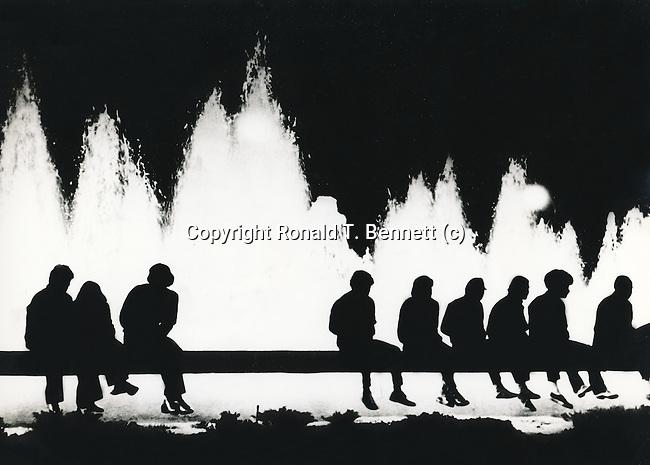 Black and White photography, Black & White, Fine art photography in black and white, Ron Bennett Photographer,