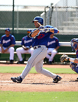 Alex Garabedian / Los Angeles Dodgers 2008 Instructional League..Photo by:  Bill Mitchell/Four Seam Images