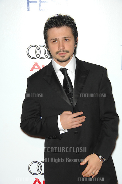 "FREDDY RODRIGUEZ at the AFI Film Festival's opening night gala & US premiere of his new movie ""Bobby"" at the Grauman's Chinese Theatre, Hollywood..November 1, 2006  Los Angeles, CA.Picture: Paul Smith / Featureflash"