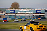 Lotus Elise Trophy : Donington Park : 26 April 2015