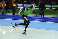 SCHAATSEN: HEERENVEEN: IJsstadion Thialf, 09-11-2012, KPN NK afstanden, Seizoen 2012-2013, 5000m Heren, Nederlands kampioen, Sven Kramer, ©foto Martin de Jong