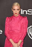 LOS ANGELES, CALIFORNIA - JANUARY 06: Pom Klementieff attends the Warner InStyle Golden Globes After Party at the Beverly Hilton Hotel on January 06, 2019 in Beverly Hills, California. <br /> CAP/MPI/IS<br /> &copy;IS/MPI/Capital Pictures