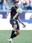 Rayo Vallecano's Bebe during La Liga match. April 30,2016. (ALTERPHOTOS/Acero)