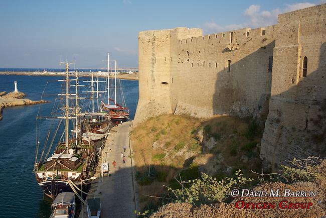 Girne Harbor & Castle