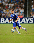 SO KON PO, HONG KONG - JULY 30: Frank Lampard of Chelsea in action during the Asia Trophy Final match aganist Aston Villa at the Hong Kong Stadium on July 30, 2011 in So Kon Po, Hong Kong.  Photo by Victor Fraile / The Power of Sport Images