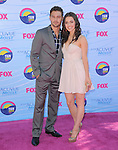 Ryan Guzman and Kathryn McCormick at FOX's 2012 Teen Choice Awards held at The Gibson Ampitheatre in Universal City, California on July 22,2012                                                                               © 2012 Hollywood Press Agency