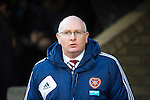 St Johnstone v Hearts..15.12.12      SPL.Hearts manager John McGlynn.Picture by Graeme Hart..Copyright Perthshire Picture Agency.Tel: 01738 623350  Mobile: 07990 594431