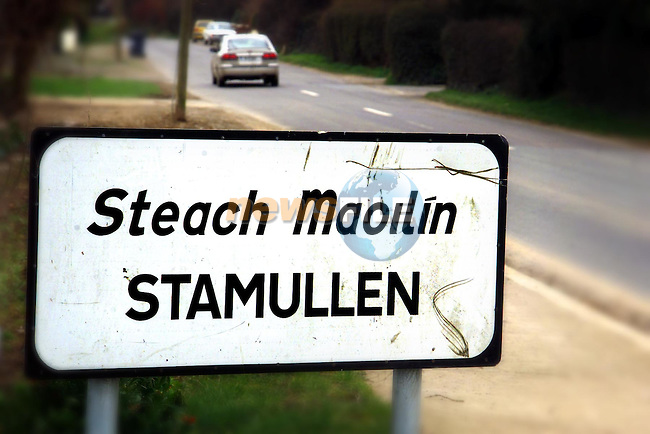 Stamullen Sign Village..Picture: Paul Mohan/Newsfile