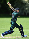 NELSON, NEW ZEALAND - TPL Cricket - Nelson College v WTTU. Ngawhatu, Richmond, New Zealand. Saturday 10 November 2018. (Photo by Chris Symes/Shuttersport Limited)