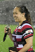 Farrah Palmer Cup Womens National Championship Rugby game between Counties Manukau Heat and Waikato, played at ECOLight Stadium Pukekohe on Thursday September 7th 2017.<br /> Counties Manukau Heat won the game 28 - 0 after leading 29 - 0 at halftime. <br /> Photo by Richard Spranger.