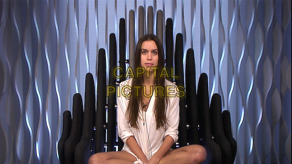 Celebrity Big Brother, Summer 2016, Day 30<br /> Emma<br /> *Editorial Use Only*<br /> CAP/KFS<br /> Image supplied by Capital Pictures