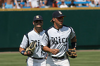 College World Series 2007.Rice vs UNC Game 2.Photos: Marshall Robinson.