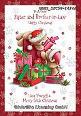 John, CHRISTMAS ANIMALS, WEIHNACHTEN TIERE, NAVIDAD ANIMALES, paintings+++++,GBHSSXC50-1424A,#xa#