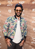 "LOS ANGELES, CA - APRIL 3: Desmin Borges attends the FYC Red Carpet event for the series finale of FX's ""You're the Worst"" at Regal Cinemas L.A. Live on April 3, 2019 in Los Angeles, California. (Photo by Frank Micelotta/FX/PictureGroup)"