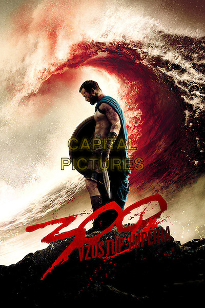 POSTER ART<br /> in 300: Rise of an Empire (2013) <br /> *Filmstill - Editorial Use Only*<br /> CAP/NFS<br /> Image supplied by Capital Pictures