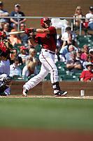 Arizona vs Padres_ Cactus League 2012 MLB