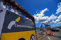 Burnham Wharf in Wellington, New Zealand on Wednesday, 9 December 2019. Photo: Dave Lintott / lintottphoto.co.nz