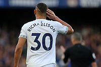 Richarlison of Everton during Chelsea vs Everton, Premier League Football at Stamford Bridge on 11th November 2018