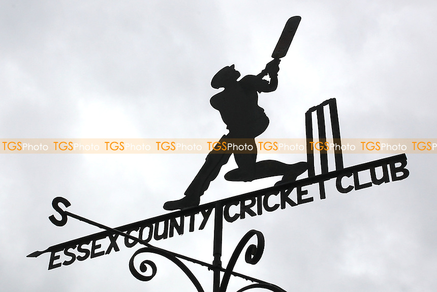 The weather vane during Essex CCC vs Northamptonshire CCC, Specsavers County Championship Division 2 Cricket at the Essex County Ground on 25th April 2016