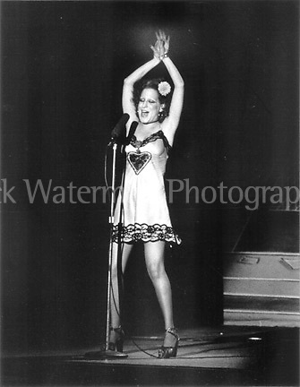 Bette Midler, Boston 1974
