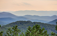 Incredible views of the Shenandoah National Forest connected to the Blue Ridge Parkway located in Virginia. Photo/Andrew Shurtleff