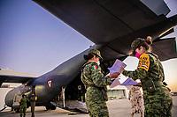 Base Aerea Militar Covid-19