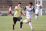 Itagui empato 0x0 al Cucuta Deportivo en la liga postobon de el torneo finalizacion del futbol colombiano