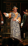 Mark Rylance during the Broadway Opening Night performance Curtain Call Bows for 'Farinelli and the King' at The Belasco Theatre on December 17, 2017 in New York City.