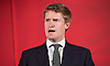 Labour Party Education manifesto launch at Microsoft, London, Great Britain <br /> 9th April 2015 <br /> <br />  General Election Campaign 2015 <br /> <br /> <br /> <br /> <br /> Tristram Hunt <br /> Shadow education minister <br /> <br /> <br /> <br /> <br /> <br /> Photograph by Elliott Franks <br /> Image licensed to Elliott Franks Photography Services