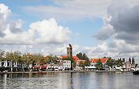 Nederland Wormerveer 2015. Wormerveer gezien vanaf de Zaan. Foto Berlinda van Dam / Hollandse Hoogte