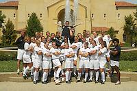 15 August 2006: Team photo.