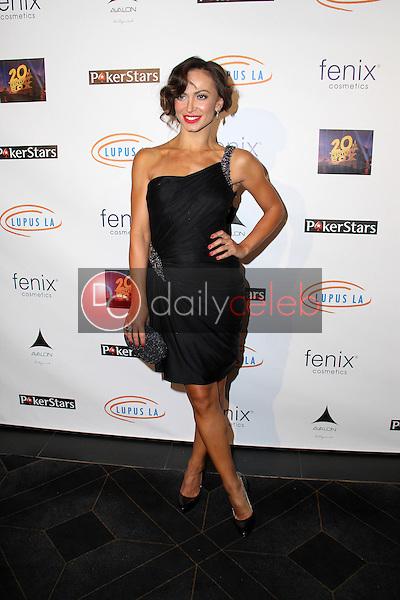 Karina Smirnoff<br /> Get Lucky For Lupus 6th Annual Poker Tournament, Avalon, Hollywood, CA 09-18-14<br /> David Edwards/DailyCeleb.com 818-249-4998
